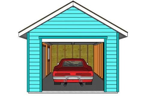 Property to rent - SINGLE LOCK UP GARAGE CLOSE TO SEA FRONT