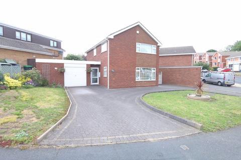 4 bedroom detached house for sale - Hopkins Drive, West Bromwich