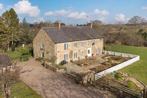 5 bedroom detached house for sale - Snuff Mill, Mitford, Morpeth