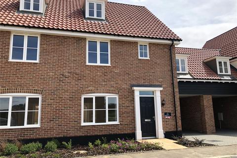 4 bedroom terraced house for sale - Plot 8, Heronsgate, Blofield, Norwich, Norfolk, NR13