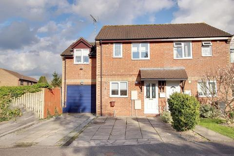3 bedroom semi-detached house for sale - Pintail Way, Westbury