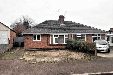 2 bedroom house to rent - Chestnut Avenue, Oadby,