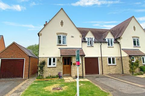 3 bedroom semi-detached house for sale - Bramley Close, East Hanney, Wantage, OX12