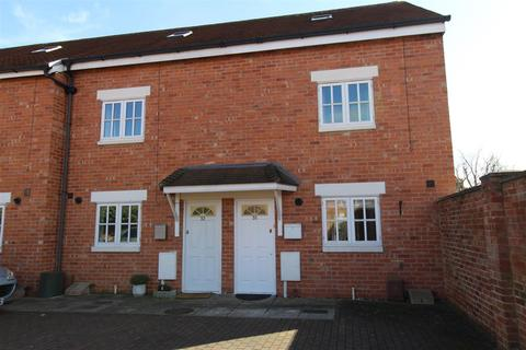 3 bedroom townhouse for sale - Albion Street, Newark