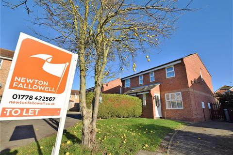2 bedroom semi-detached house to rent - Waverley Close, Morton