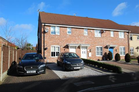 3 bedroom end of terrace house for sale - The Orchard, Leven, Beverley