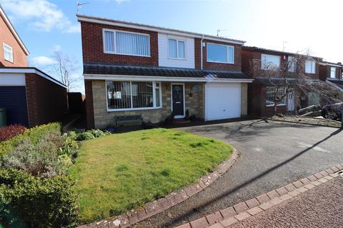 4 bedroom detached house for sale - Blackdene, Ashington