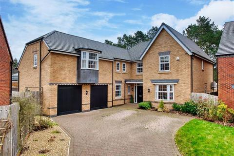 5 bedroom detached house for sale - 7, Henry Fowler Drive, Tettenhall, Wolverhampton, WV6