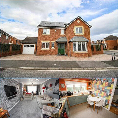 4 bedroom detached house for sale - Forest Gate, Forest Hall, Newcastle Upon Tyne