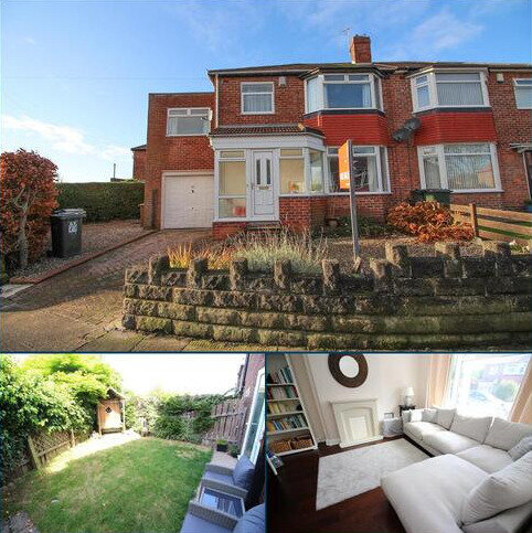 4 bedroom house for sale - Granville Drive, Forest Hall, Newcastle Upon Tyne