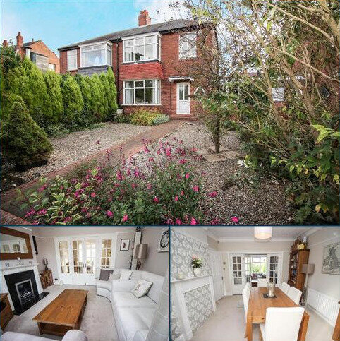 4 bedroom semi-detached house for sale - Cambridge Avenue,Forest hall  Newcastle Upon Tyne