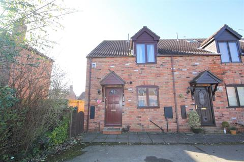 3 bedroom townhouse for sale - Westwood Mews, Dunnington, York, YO19