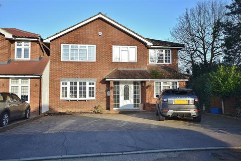 4 bedroom detached house for sale - All Saints Close, Chigwell