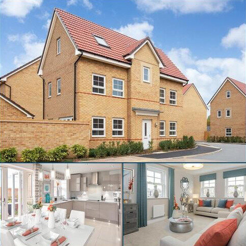4 bedroom semi-detached house for sale - Plot 162, Hesketh at City Edge, Firfield Road, Blakelaw, Newcastle upon Tyne, NEWCASTLE UPON TYNE NE5