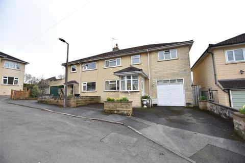 5 bedroom semi-detached house for sale - Oriel Gardens, Bath, Somerset, BA1