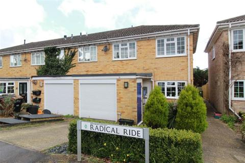3 bedroom end of terrace house to rent - Radical Ride, Finchampstead, Wokingham, RG40 4UH