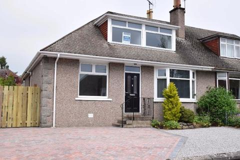 3 bedroom semi-detached house to rent - Abbotshall Drive, Cults, Aberdeen, AB15 9JD