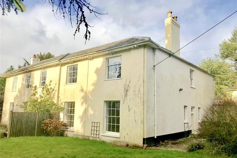 4 bedroom semi-detached house to rent - The Old Vicarage, Broadhembury, Honiton, Devon
