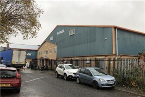 Industrial unit for sale - Former Norvick Premises, Mitchell's Industrial Park, Bradbury Balk Lane, Wombwell, Barnsley, South Yorkshire