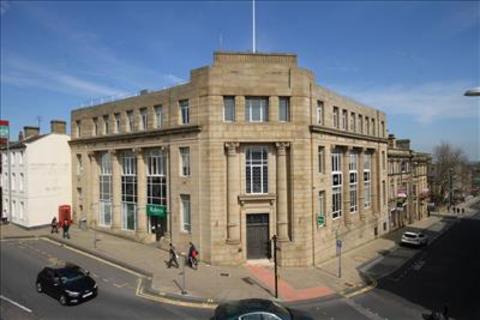 Commercial development for sale - Permanent Building, Regent Street, Barnsley, S70