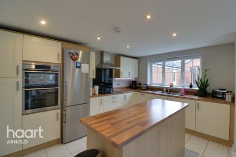 5 bedroom detached house for sale - James Drive, Calverton