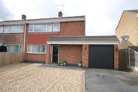 3 bedroom semi-detached house for sale - Macauley Drive, Balderton, Newark, Nottinghamshire. NG24 3QJ