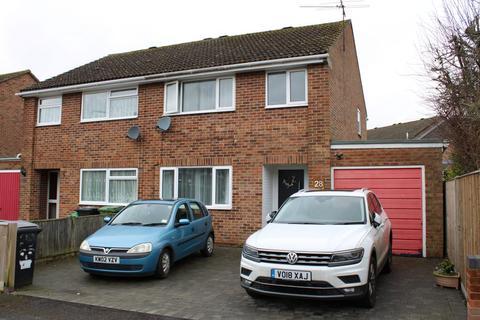 3 bedroom semi-detached house for sale - Trent Crescent Thatcham