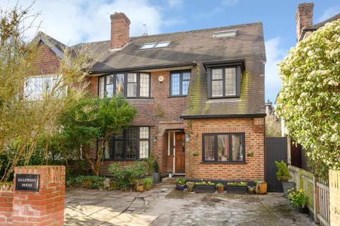 5 bedroom semi-detached house for sale - Pensford Avenue, Kew