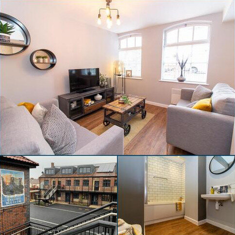 1 bedroom flat for sale - The Boot Factory, Beaconsfield Road, St. George, Bristol, BS5