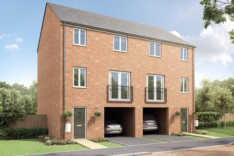3 bedroom townhouse - Plot 42, The Townhouse at Sycamore Gardens, Llwyn on lane, Oakdale NP12