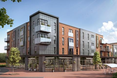 2 bedroom flat - Plot 732, 2 Bed apartment at Haven Point, Ffordd Y Mileniwm CF62