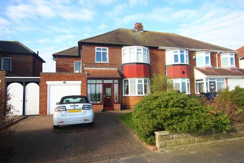 4 bedroom semi-detached house for sale - The Links, Whitley Bay, Tyne & Wear, NE26 4NQ