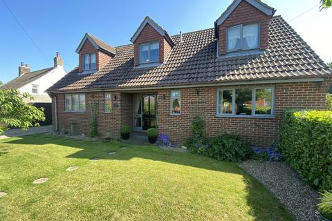 4 bedroom detached house for sale - Willerton Road, North Somercotes, Louth, LN11 7NH