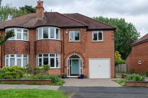 4 bedroom semi-detached house to rent - Pereira Road, Harborne, Birmingham, B17 9JB
