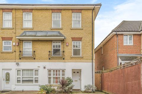 4 bedroom end of terrace house for sale - Osier Crescent, Muswell Hill