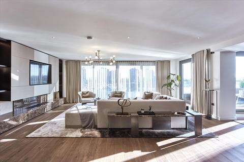 4 bedroom flat for sale - Chelsea Waterfront, Lots Road, London, SW10