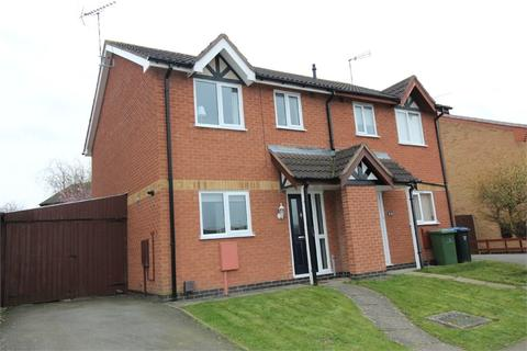 3 bedroom semi-detached house for sale - Devitt Way, Broughton Astley, Leicestershire