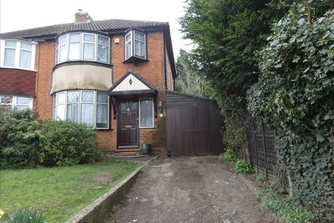 3 bedroom semi-detached house to rent - Valley Road, Solihull