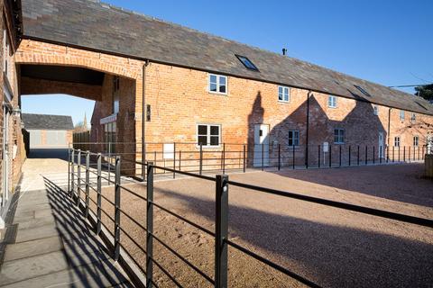 3 bedroom barn conversion for sale - Barn 3, Gladstone Barns, Ashton Hayes, CH3 8AB