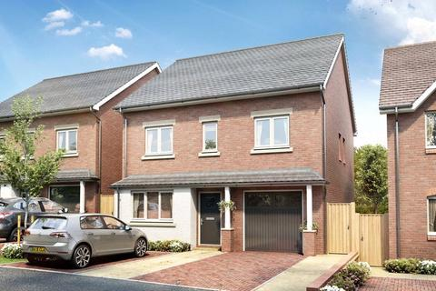 4 bedroom detached house for sale - Christine Way, Powick, WR2