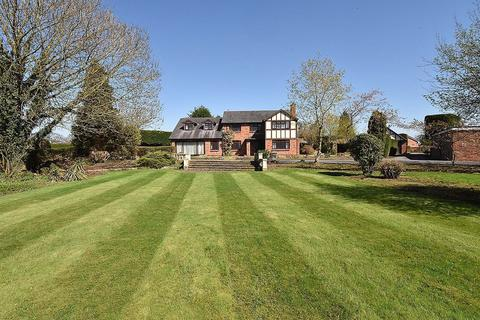 4 bedroom detached house to rent - Macclesfield Road, Holmes Chapel