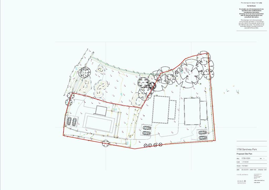 Floorplan 2 of 2: Site Plan