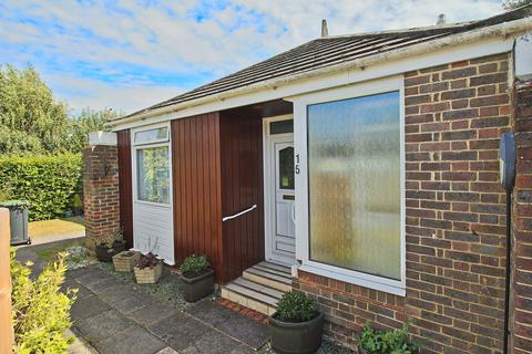 1 bedroom terraced bungalow for sale - The Orchard, Hassocks, West Sussex, BN6 8HH