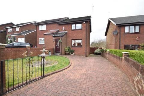 2 bedroom semi-detached house for sale - Colintraive Crescent, Hogganfield, Glasgow, G33 1BJ