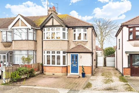3 bedroom end of terrace house for sale - Woodfield Drive, Gidea Park, RM2