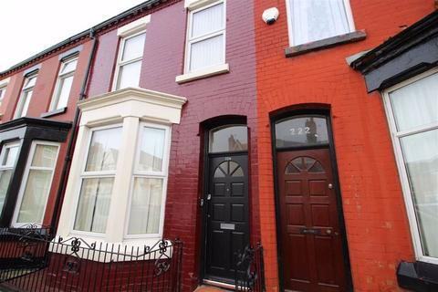 3 bedroom terraced house for sale - Molyneux Road, Liverpool