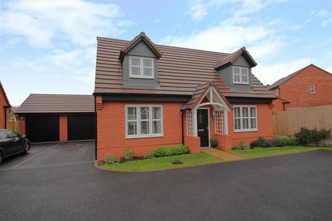 2 bedroom detached house for sale - Marwins Walk, Anstey, Leicester