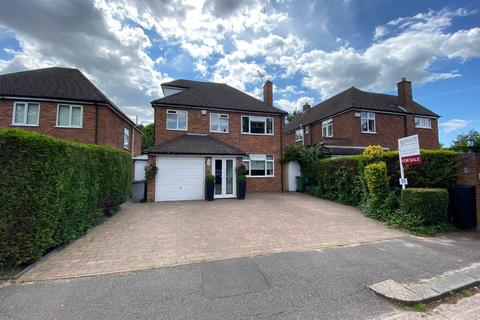 4 bedroom detached house for sale - Blackford Road, Shirley, Solihull, B90 4DA