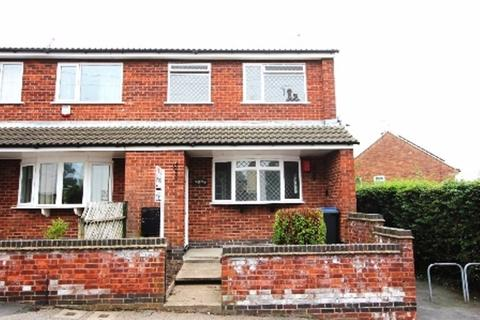 3 bedroom semi-detached house to rent - Vicarage Street, Earl Shilton