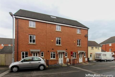 5 bedroom townhouse to rent - Ffordd Nowell, Penylan, Cardiff